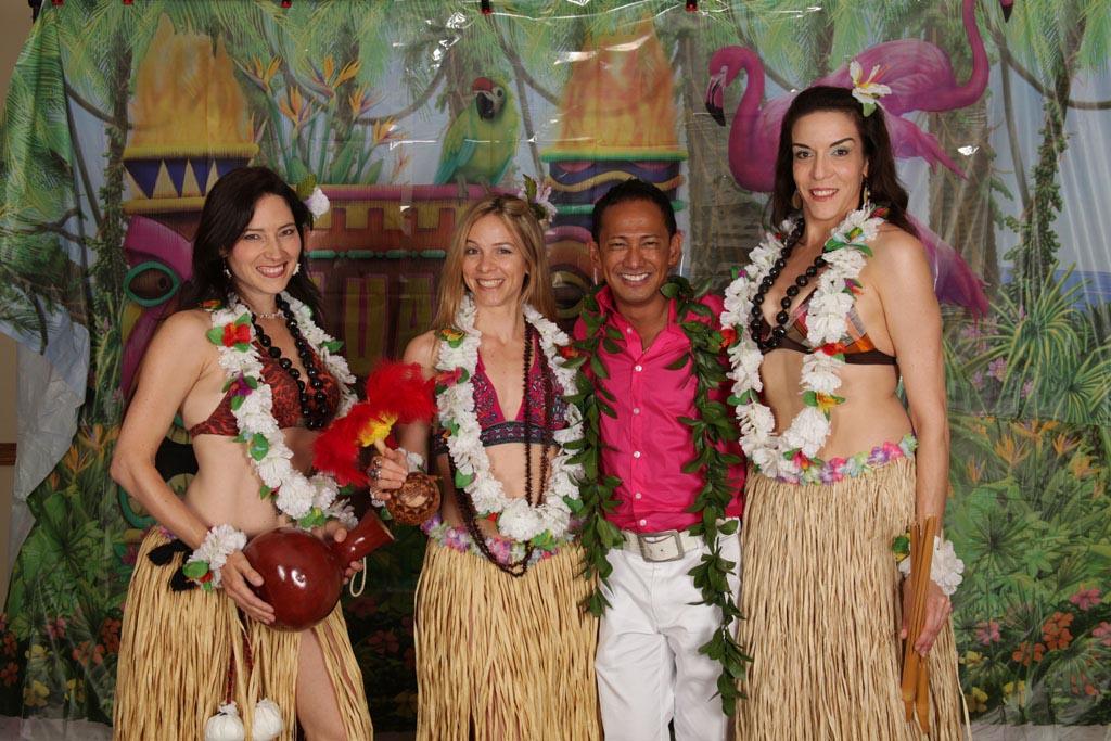 Hawaiian 50th Birthday Party Theme