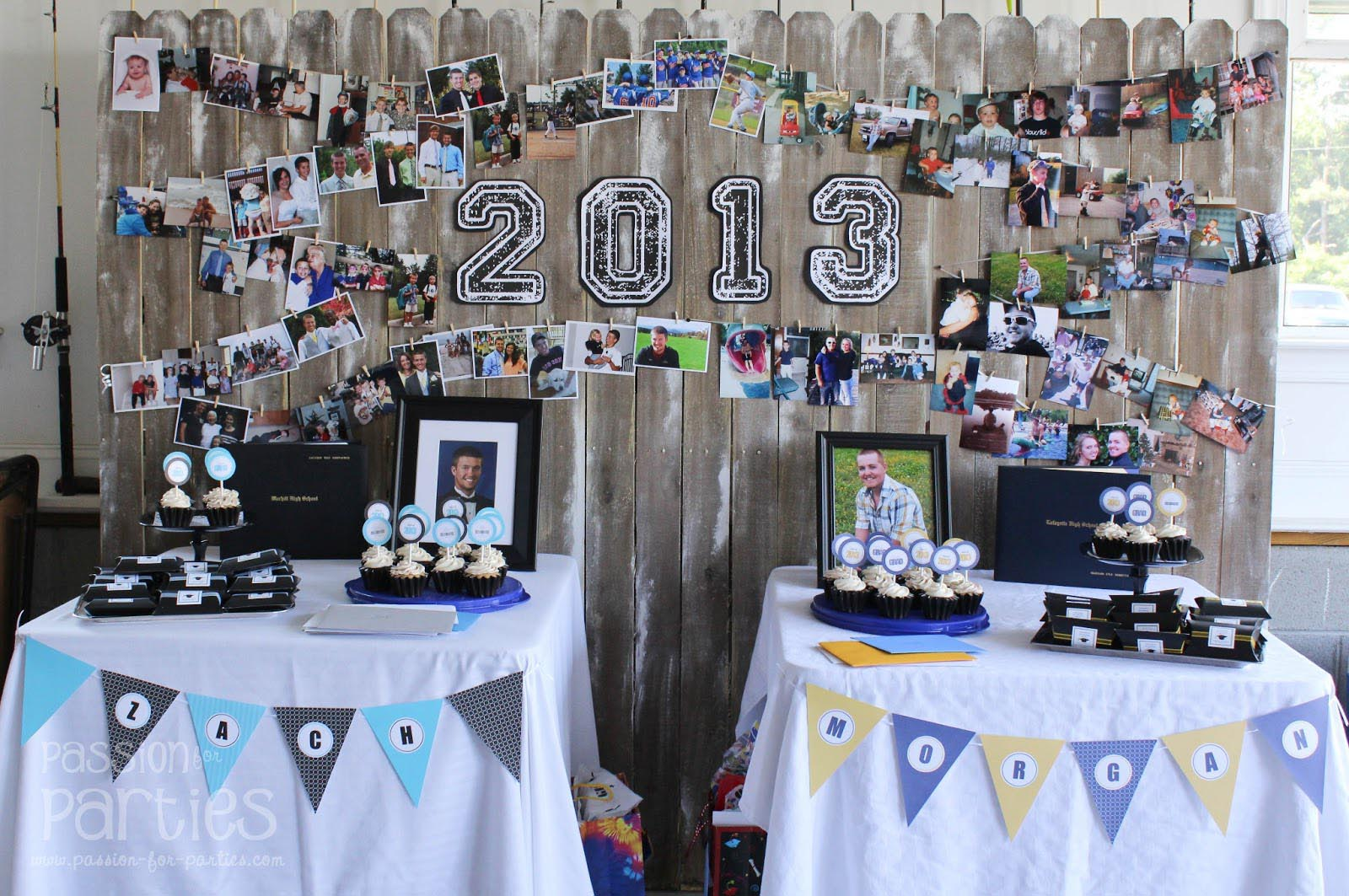 High School Graduation Party Theme Ideas | Home Party Ideas