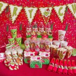 How the Grinch Stole Christmas Birthday Party Ideas