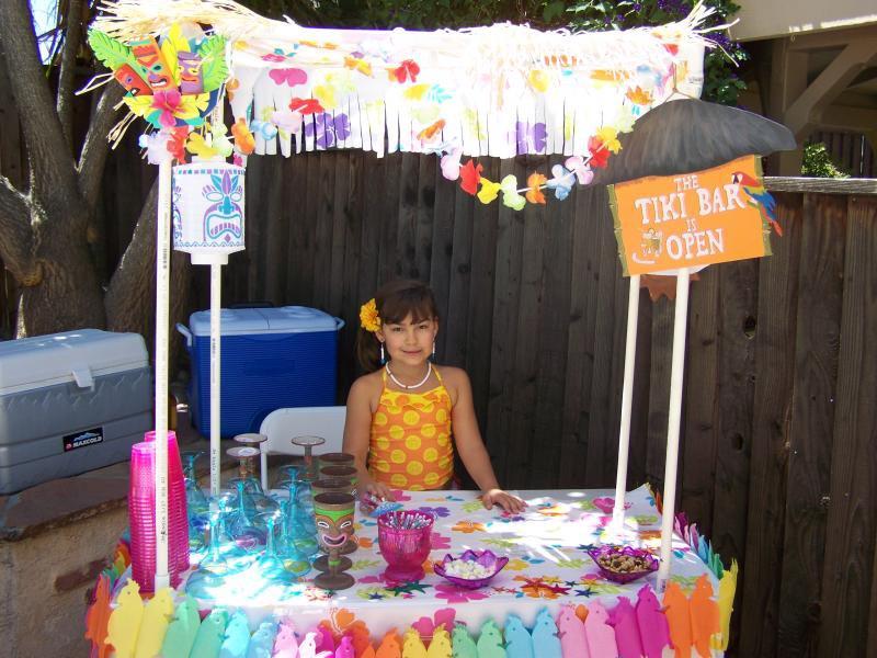 Ideas for a Hawaiian Themed Birthday Party