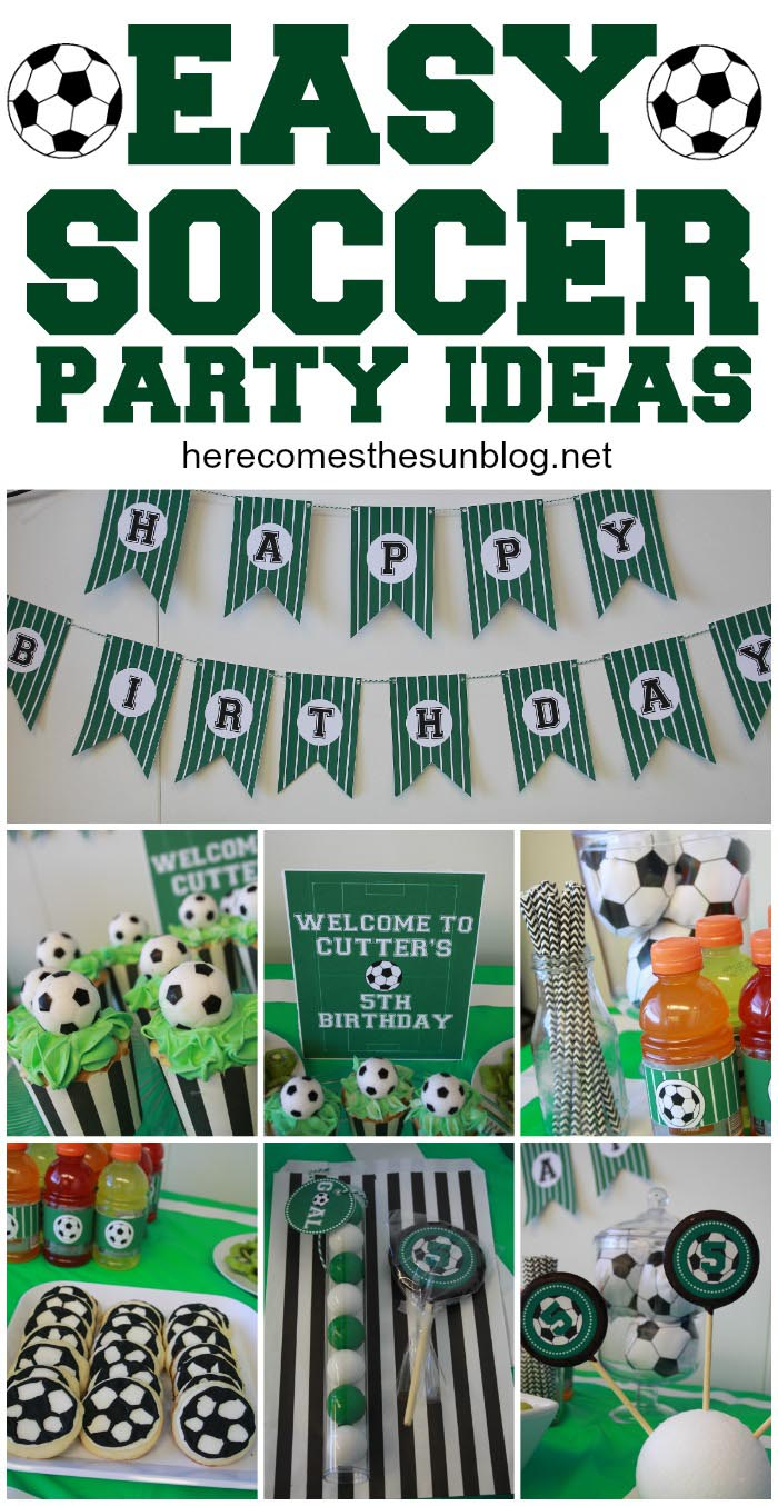 Indoor Soccer Birthday Party Near Me