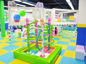 Jungle Gym Birthday Party