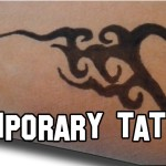 Make a Temporary Tattoo