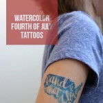 Making Your Own Temporary Tattoo