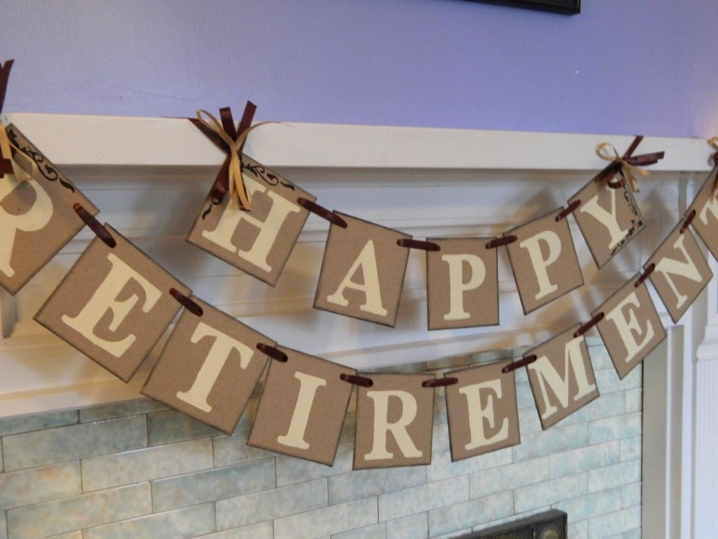 Military Retirement Party Themes
