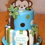 Monkey Themed Birthday Party