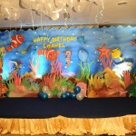 Nemo Birthday Party Decorations