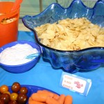 Nemo Birthday Party Food