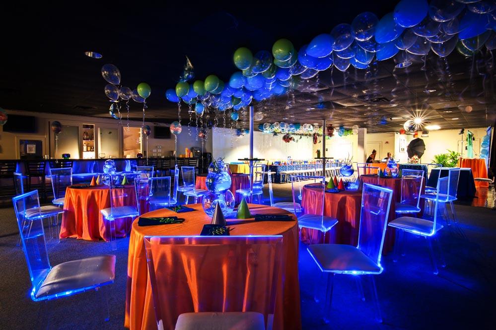 Nemo First Birthday Party