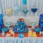 Nemo Themed Birthday Party