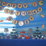 Nemo Themed Birthday Party Ideas