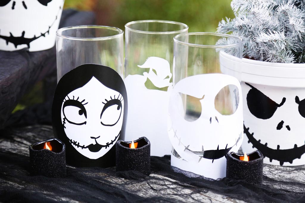 Nightmare Before Christmas Birthday Party Decorations Home Party Ideas