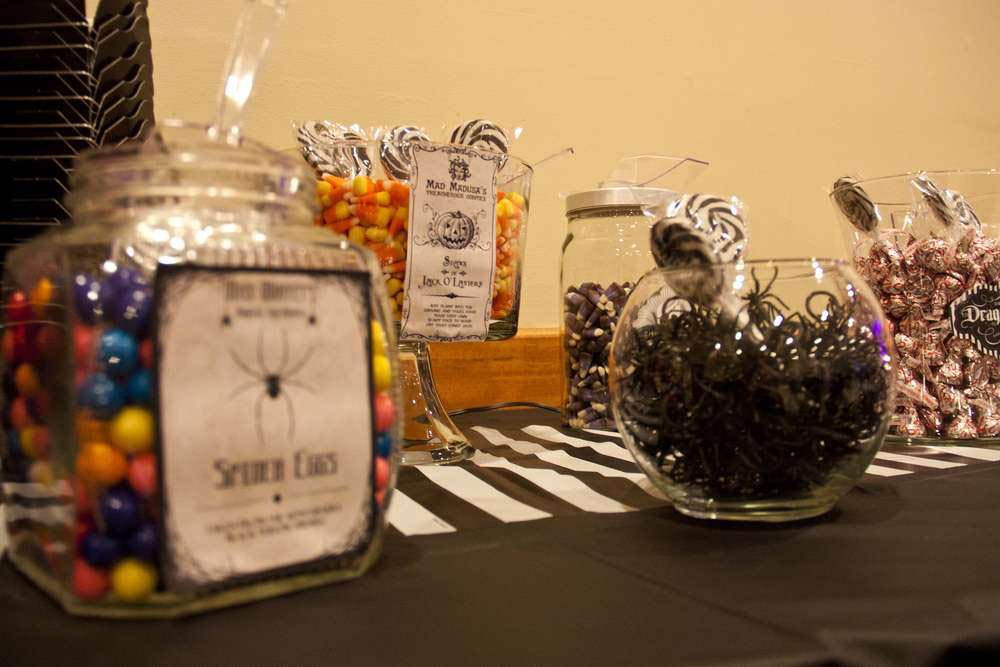 Nightmare Before Christmas Party Ideas Part - 47: Nightmare Before Christmas Birthday Party