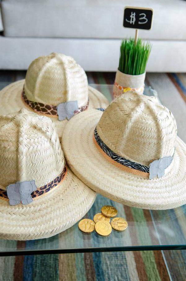 Safari Themed Birthday Party Supplies
