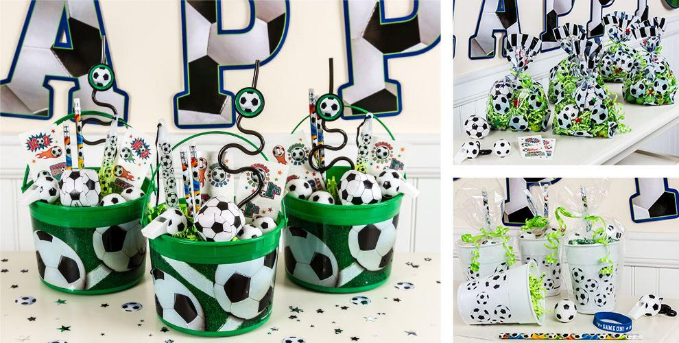 Soccer Ball Birthday Party