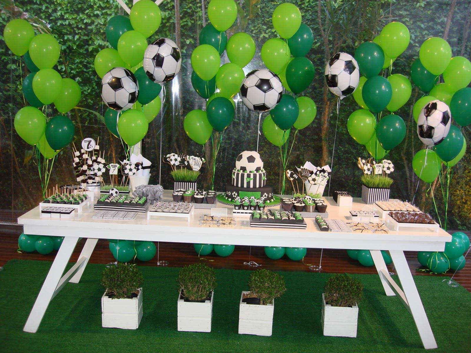 Soccer Birthday Party Favor Ideas