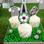 Soccer Themed Birthday Parties