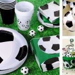 Soccer Themed Birthday Party Decorations