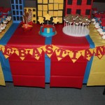 Superman 1st Birthday Party Ideas