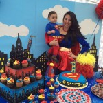 Superman Birthday Party Decoration Ideas