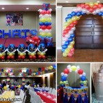 Superman Birthday Party Favors