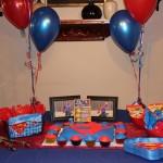 Superman Supplies Birthday Party