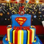Superman Themed Birthday Party Ideas