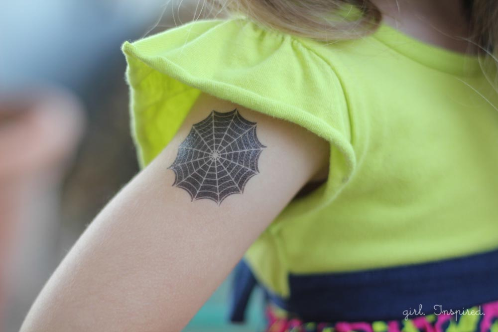 Temporary Tattoos Make Your Own