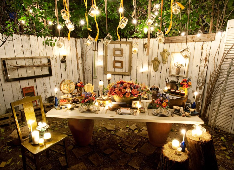 Themed Dinner Party Ideas