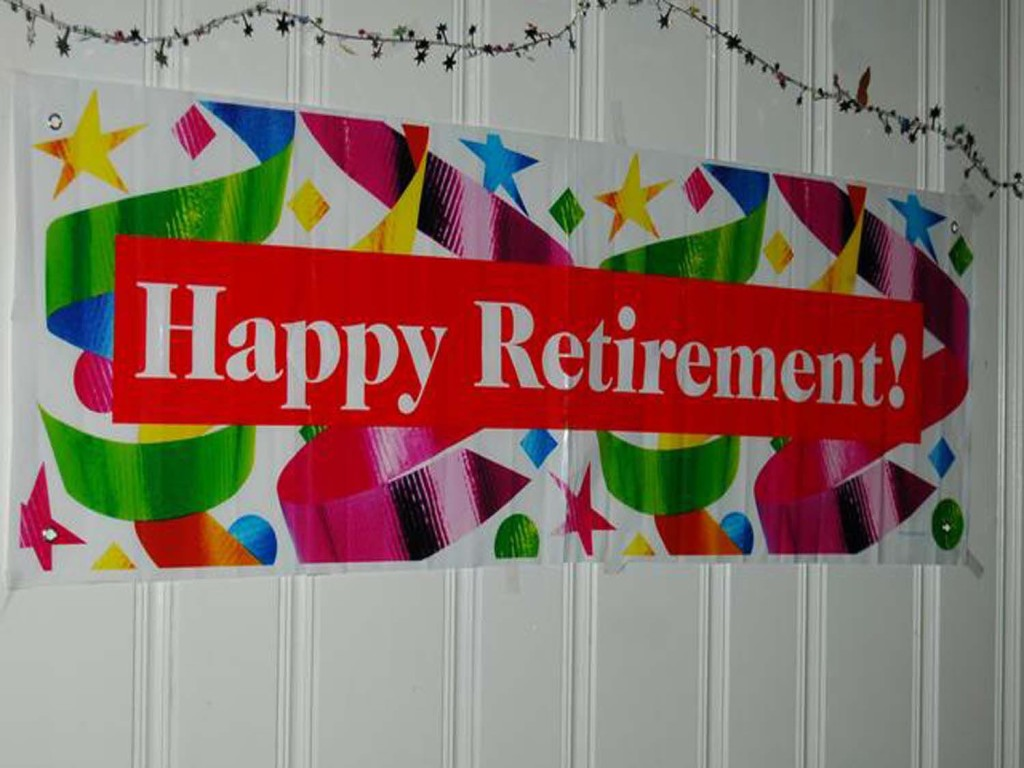 Themes for Retirement Party