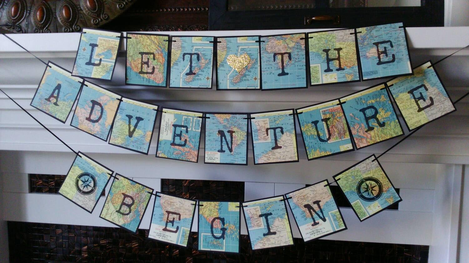 Travel Themed Retirement Party