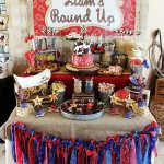 Western 1st Birthday Party Ideas