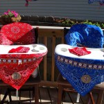 Western Birthday Party Centerpieces