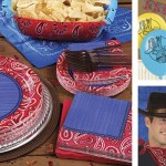 Western Birthday Party Supplies