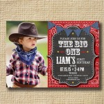 Western Themed 1st Birthday Party